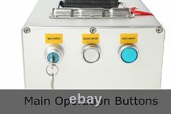 150 x 150 mm 20W Fiber Laser Marking Machine Fiber Laser Engraving Machine