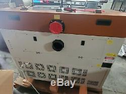 2012 Gcc laserpro 40w fiber laser S290LS-40 engraver marker epilog trotec
