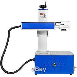 20W 150150mm Fiber Laser Marking Machine Integrated optical Laser Engraver