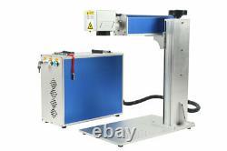 20W 150x150mm Detached Fiber laser marking machine metal / Non-Metal Precision