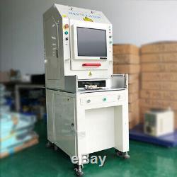 20W Fiber Laser Marking Engraving Machine IPG YLPM-1-4X200-20-20