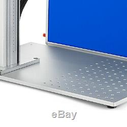 20W Fiber Laser Marking Machine Engraver Windows Xp/7/8/10 Laser Focus US Stock