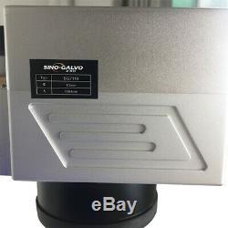 20W Fiber Laser Marking Machine Metal Engraving Machine Laser Engraver Printer