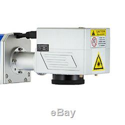 20W Fiber Laser Marking Machine Photoshop Novel Design 32/64 Bit Split style