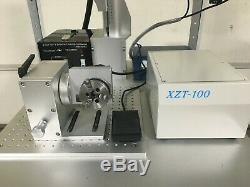 20W Han's KS20 Fiber Laser Marking Machine Laser Engraver