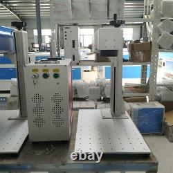 20W Max Mopa M6 Fiber Laser Color Marking Machine with DHL shipping