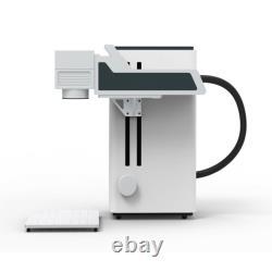 20W Portable Fiber Laser Marking Machine for Metals and Non-Metals FDA CE