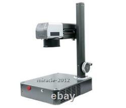 20W Portable Integrated Fiber Laser Marker Machine for Metal Non-metal Cut USB