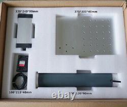 20W Raycus Smart Fiber Laser Marking Machine marker machine For Rings Metals