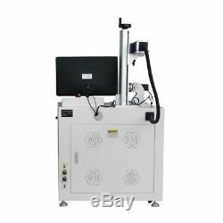 20w fiber laser marking machine for steel