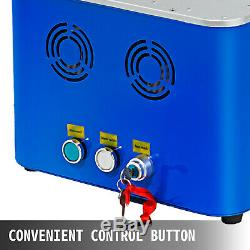 30W 150150mm Fiber Laser Marking Machine Laser Engrave Metal & Non-metal