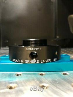 30W 3D Fiber Laser Marking & Engraving Machine, FREE Shipping