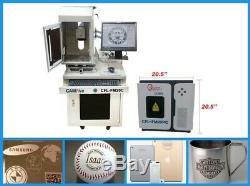 30W CAMFive Laser Industrial Fiber Engraver Marker FM30 Galvo for Metal & Others