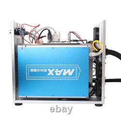 30W Fiber Laser Marking Machine Engraving Equipment Metal Engraver EzCad2 USA