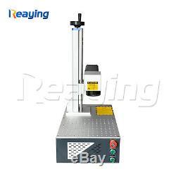 30W Fiber Laser Marking Machine Laser Engrave Cutting Machine Metal & Non-metal