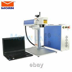 30W Fiber Laser Marking Machine Metal Engraver Engraving EzCad Raycus Laser USA