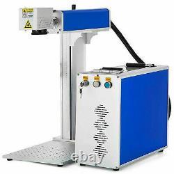 30W Fiber Laser Marking Machine Metal Engraver Engraving High Precision- EzCad2