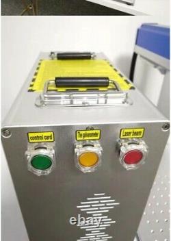 30W Fiber Laser Marking Machine Metal Engraving Engraver FREE DHL SHIPPING 200mm