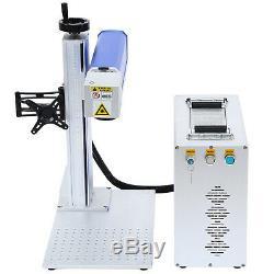 30W Fiber Laser Marking Machine Metal Engraving Engraver High Precision EzCad2