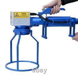 30W Hand Held fiber laser marking machine Portable metal engrave stainless steel