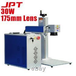 30W JPT Fiber Laser Marking Machine Fiber Laser Engraver Laser Marker 175175mm