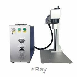 30W JPT M1 Fiber Laser Marking Machine Color Laser Engraving Color Marking