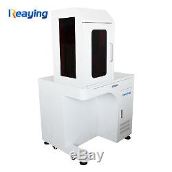 30W JPT MOPA Fiber Laser Marking/Engraving Machine System For Colors Marking USB