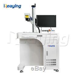 30W Raycus DIY Fiber Laser Marking Machine Laser Engrave Marker Metal Steel