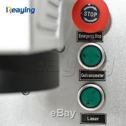 30W Raycus Fiber Laser Metal Marking Machine Laser Engraving&Cutter Marking