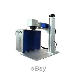30W Split Fiber Laser Marking Machine Metal Engraving Equipment Engraver FDA CE