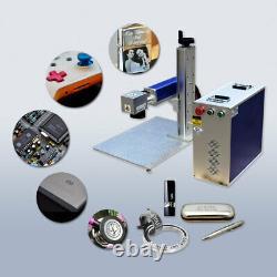 30W Split Fiber Laser Marking Machine for Metal Engraver Engraving Raycus Laser