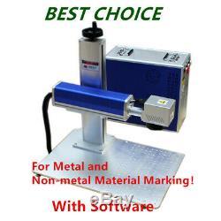 30W Split Fiber Laser Marking Machine laser Engravig Machine Engraver Marker FDA