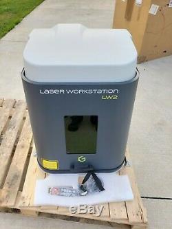 30 watt F30 Fiber Laser Gravograph Laser LW2 Engraving Marking Machine