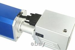 50W 150x150mm Detached Fiber laser marking machine metal Non+ Rotary Axis