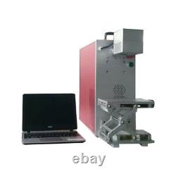 50W Fiber Laser Engraving Machine Raycus For Jewelry Gold&Silver Marker Laser