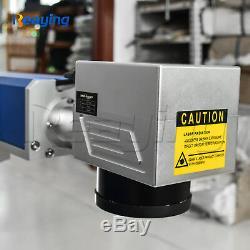 50W Fiber Laser Marking & Engraving Machine for Metal & Non Metal 110V / 220V