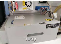 50W Fiber Laser Marking Machine Portable Laser Marking Machine golf gold
