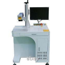 50W Fiber Laser Marking Machine Portable Laser Marking Machine golf gold CUT MAR