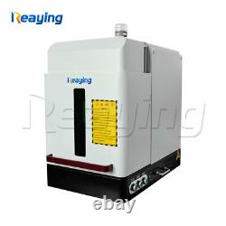 50W Raycus DIY USB Fiber laser metal marking engraving full enclosed cover