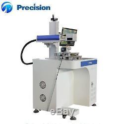 50W Raycus Fiber Laser Marking Machine Laser Engraver For Metal & Plastic
