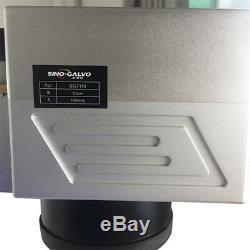 50W Raycus fiber laser marking machine metal engraver steel gold silver jewelry