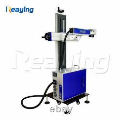 50W Raycus fiber laser metal engraving marking machine DIY marker