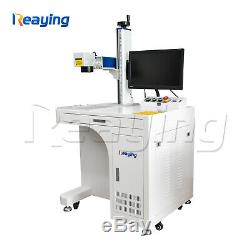 50W USB Raycus Fiber Laser Metal Marking Machine Laser Engraving&Cutter Marking