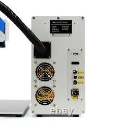 7.9x 7.9 20W Raycus Fiber Laser Marking Machine Engraver For Metal Marker