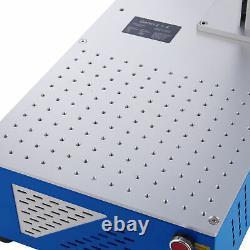 7.9x 7.9 30W Raycus Fiber Laser Marking Machine Metal Laser Marker Engraver