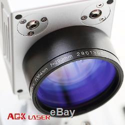 AOK LASER 100w Fiber Laser Marking Machine Laser engraver/Cutter 1064nm