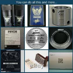 BASIC PACKAGE 30W CAMFive Laser Fiber Engraver Marker FM30 for Metals & Others