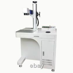 Cheapest fiber laser marking machine 30w maxphotonics source for metal jewelry