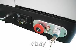 Enclosed 20W Fiber Laser Marking Machine Laser Engraver label design