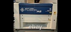 Epilog Fiber Laser Fusion M2 (20 Watt New Laser Source) Fiber mark